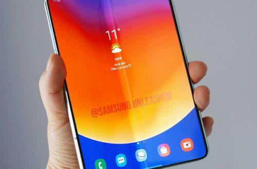 Так может выглядеть реальный Samsung Galaxy Fold 2 без жуткого выреза