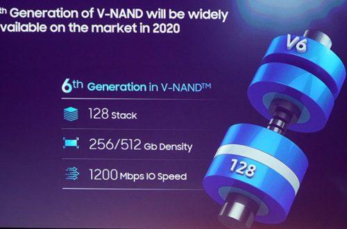 Samsung уже проводит исследования, необходимые для создания памяти NAND с числом слоев более 500