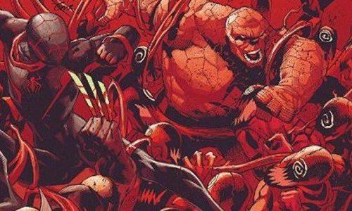 Убит большой злодей Marvel