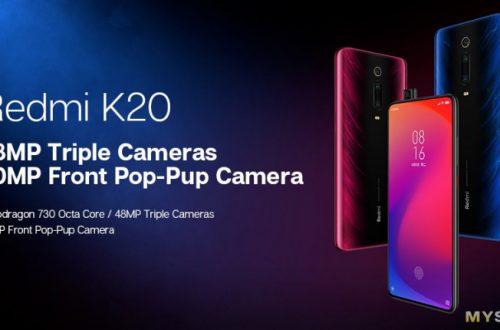 Смартфон Xiaomi mi 9 T (Red mi K20) версия 6+128GB за 263.99$