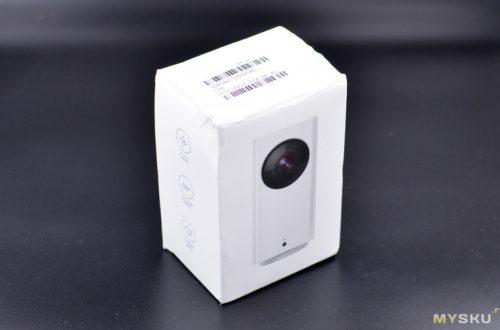 Поворотная WiFi камера Xiaomi DaFang 1080p