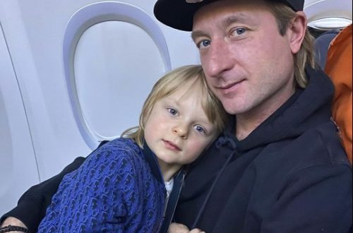 Яна Рудковская и Евгений Плющенко обратились в полицию, опасаясь за жизнь своего 6-летнего сына