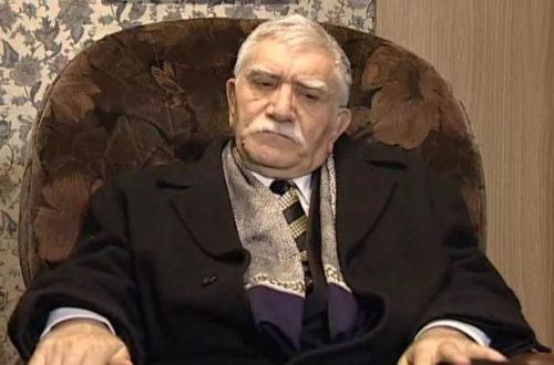84-летний Армен Джигарханян попал в реанимацию в тяжёлом состоянии