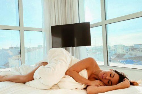 Анна Седокова пожаловалась на нехватку сна и отдыха