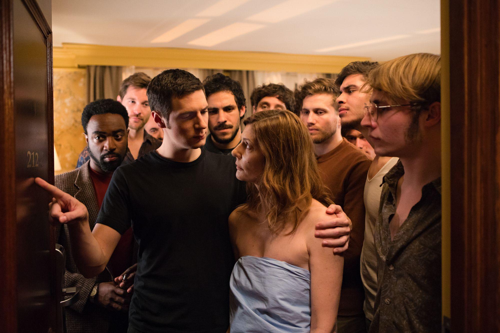 Новый французский фильм «Одной волшебной ночью» с Кьяой Мастрояни и Кароль Буке выйдет на экраны