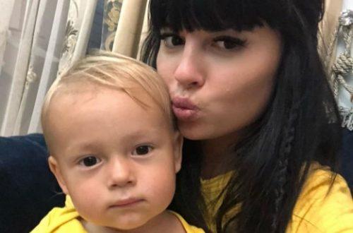 """Экс-звезда шоу """"Дом-2"""" Нелли Ермолаева возмутила подписчиком """"голым"""" фото с полуторагодовалым сыном"""