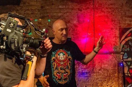 Гоша Куценко похудел на 10 килограммов