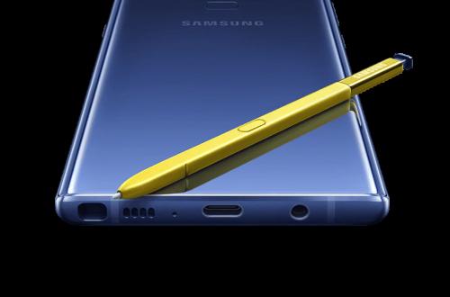 Обновление Android 10 стало доступно на Samsung Galaxy Note9