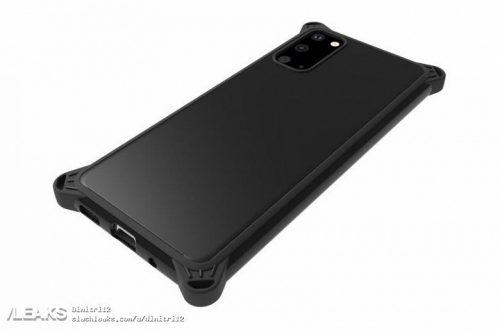 Samsung Galaxy S11e на качественных изображениях
