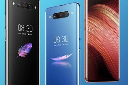 В Европе выходит новая версия уникального смартфона с двумя экранами