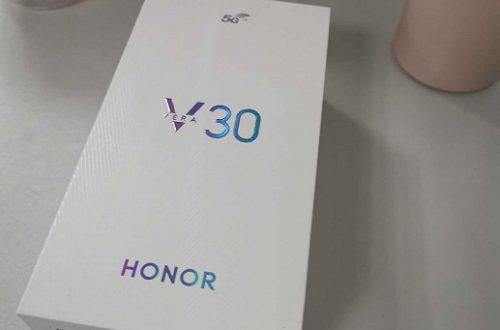 Флагман Honor получил двойное название