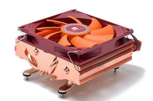 Система охлаждения Thermalright AXP-90 Full Copper подойдет для низкопрофильных ПК