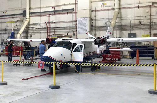 Будущее самолётостроения? NASA впервые показало свой полностью электрический самолёт X-57 Maxwell