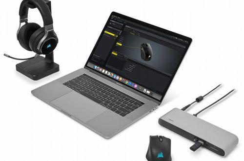 Программное обеспечение Corsair iCUE стало доступно пользователям macOS