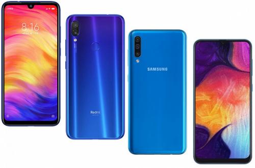 Samsung вот-вот уступит лидерство Xiaomi на еще одном рынке