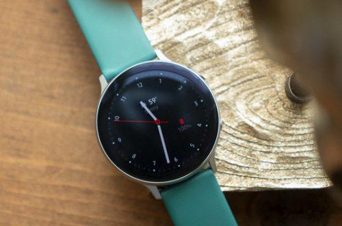 Samsung починила одну из главных функций Galaxy Watch Active 2