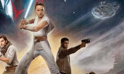Новый постер «Звездных войн 9» отсылает к первому фильму саги