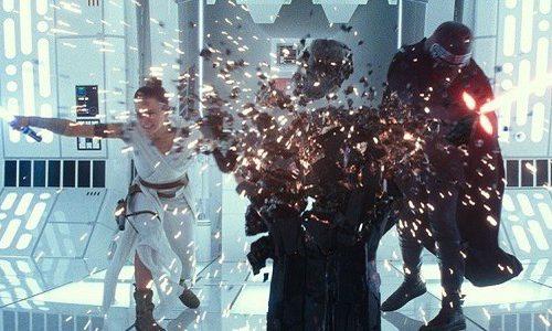Больше Кайло Рена в новом ролике «Звездных войн 9»