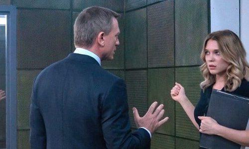 Посмотрите трейлер «007: Не время умирать» на русском