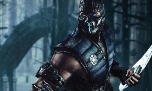 Обновленный логотип экранизации Mortal Kombat. Финал будет кровавым