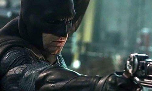 Новый кадр «Лиги справедливости» показал Бэтмена на лошади