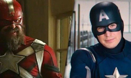 Красный страж из «Черной вдовы» связан с Капитаном Америка