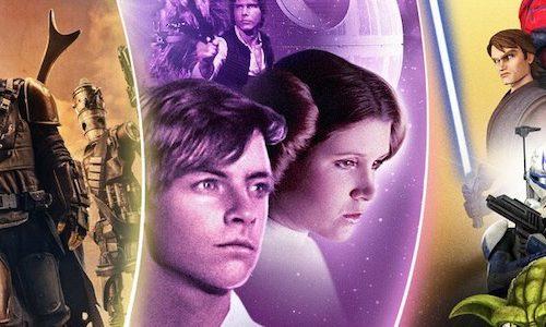 Фильмы и сериалы «Звездные войны» в хронологическом порядке