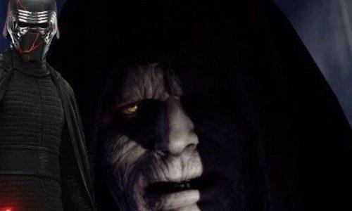 Кайло Рен говорит с Палпатином в трейлере «Звездных войн 9»