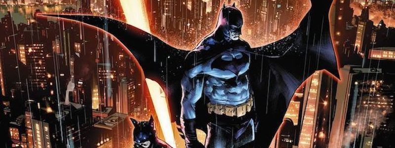 DC представили нового врага Бэтмена