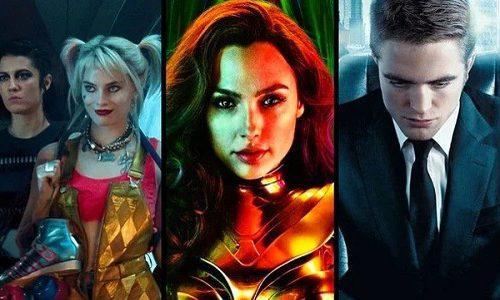 Все новые фильмы и сериалы Marvel и DC до 2022 года