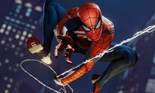 Фан-постер сиквела «Человека-паука» для PS5