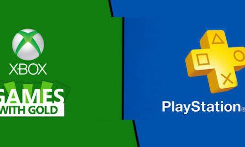 Итоги Xbox Live Gold и PS Plus за 2019 год. Общая стоимость игр