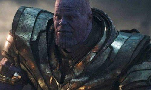 Раскрыта броня молодого Таноса из «Мстителей: Финал»
