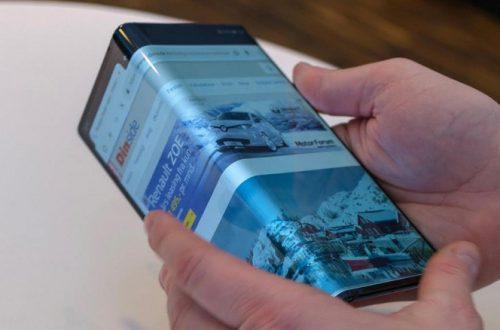 Вот почему не стоит делать складные смартфоны с экранами наружу