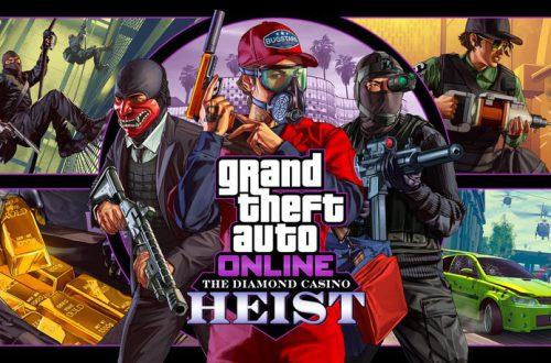 В декабре в GTA Online добавят самое крупное и сложное ограбление в истории игры