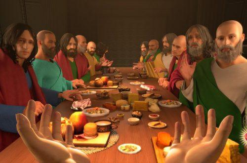 В Steam скоро выйдет I Am Jesus Christ — симулятор Иисуса Христа