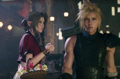 Square Enix показала новый трейлер ремейка Final Fantasy VII