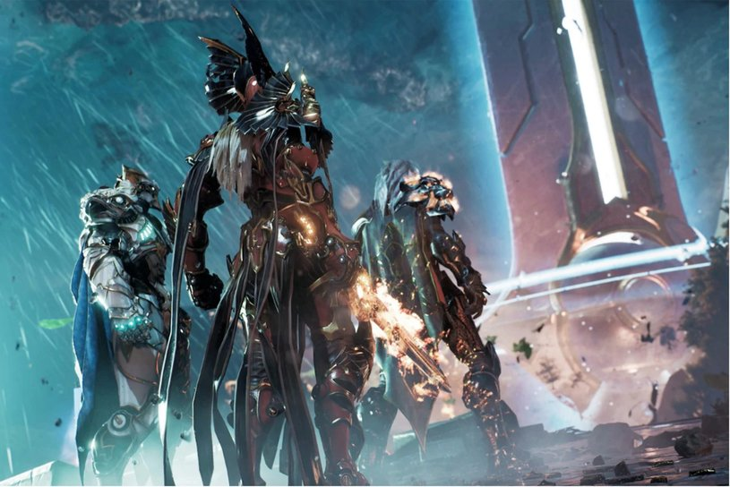 Анонсирована Godfall — первая игра для PlayStation 5