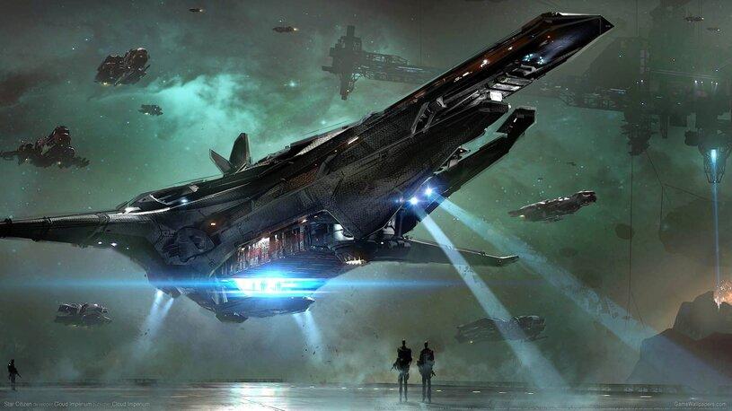 Вышел «визуальный» тизер-трейлер Squadron 42 — одиночной кампании Star Citizen