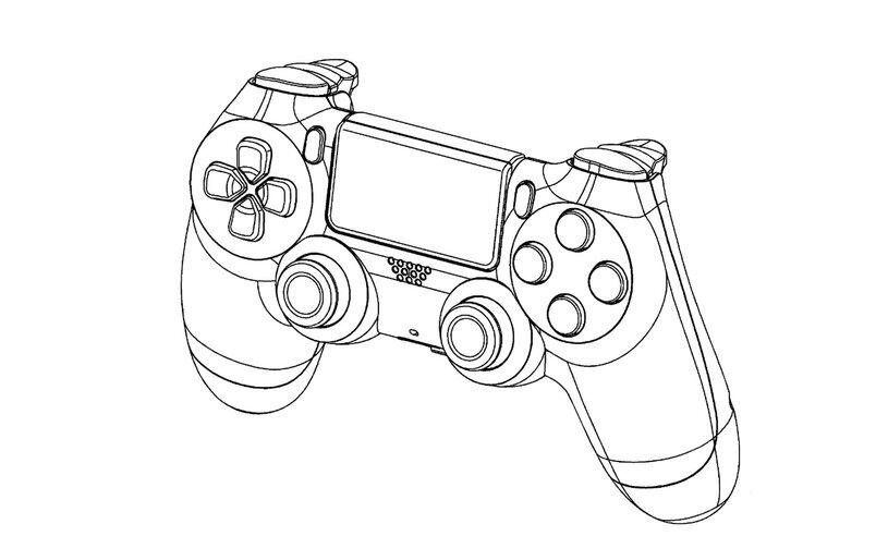 В сети появился ещё один патент DualShock 5 — в этот раз с задними кнопками