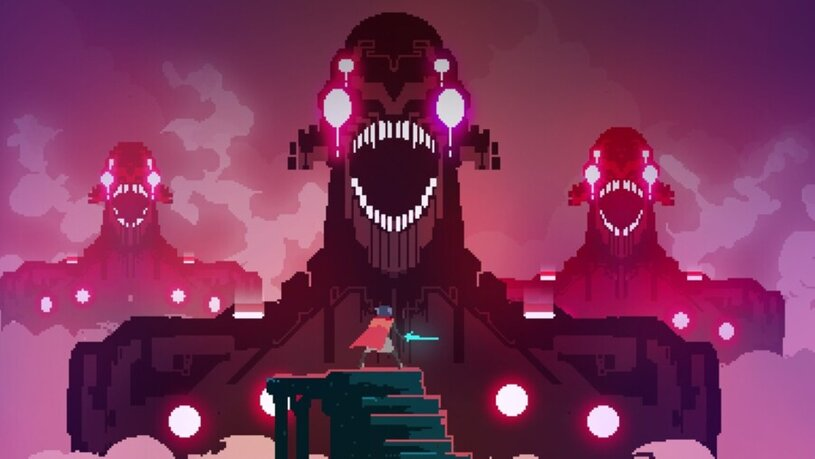 В Epic Games Store раздают стильный инди-экшн Hyper Light Drifter