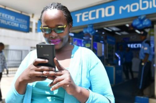 В одном из регионов мира смартфоны все еще уступают сотовым телефонам