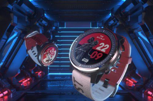 Умные часы Amazfit Smart Sports Watch 3 представлены спецверсией Star Wars