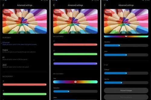 Экраны смартфонов Xiaomi будут точнее воспроизводить цвета