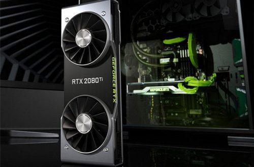 Топовая 3D-карта Nvidia GeForce RTX 2080 Ti Super выйдет в начале 2020 года