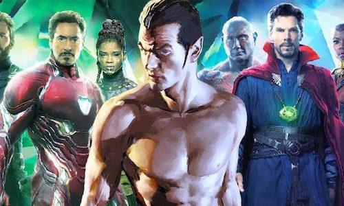 Кто может сыграть Нэмора в киновселенной Marvel