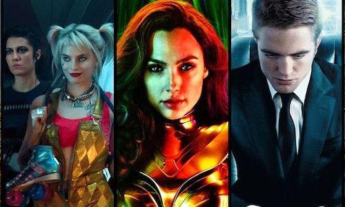 Все фильмы DC, которые выйдут до 2022 года