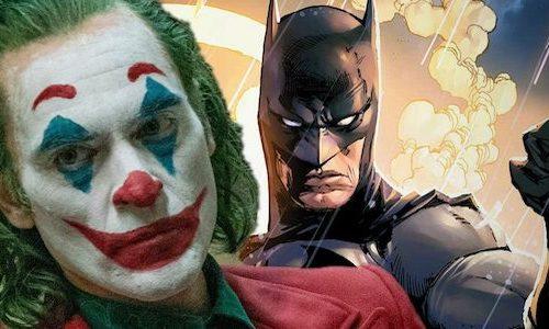 В сценарии «Джокера» нет имени того, кто убил родителей Бэтмена