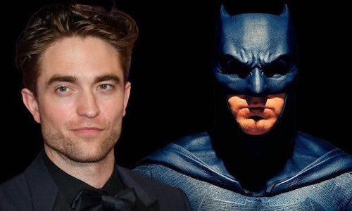 Как Роберт Паттинсон может выглядеть в образе Бэтмена