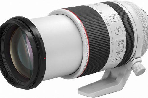 Стало известно, когда Canon рассчитывает исправить проблему с фокусировкой объектива RF 70-200mm F2.8L IS USM